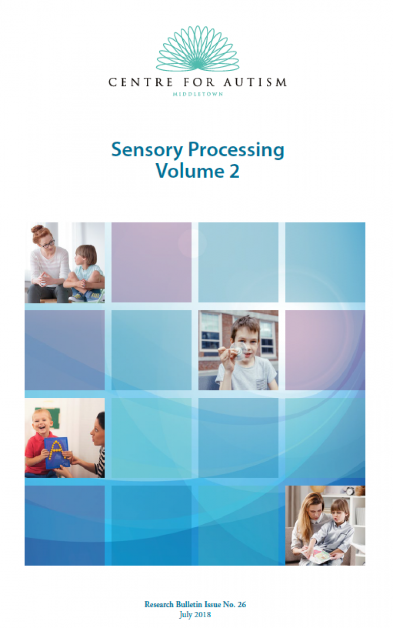*New* Sensory Processing (Vol 2) Bulletin Available for Download