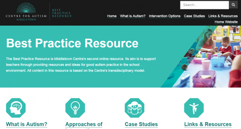 Launch of Best Practice Online Resource