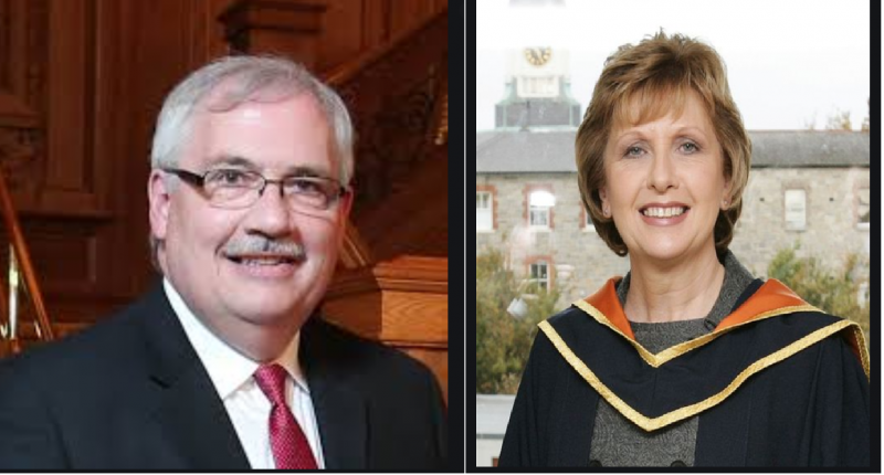 Interview Between Mr Gary Cooper OBE and Professor Mary McAleese